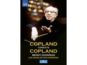 BENNY GOODMAN / COPLAND - Copland Conducts Copland (DVD)