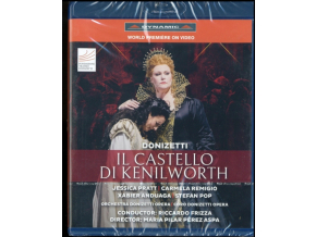 VARIOUS ARTISTS - Gaetano Donizetti: Il Castello Di Kenilworth (Blu-ray)