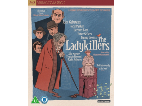The Ladykillers (2020 Restoration) (Blu-Ray)