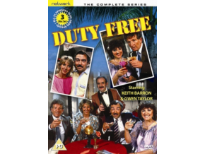 Duty Free - The Complete Series (DVD)