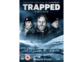 Trapped Season 1 (DVD)