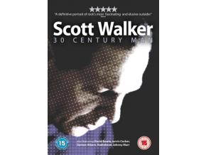 Scott Walker 30Th Century Man (DVD)