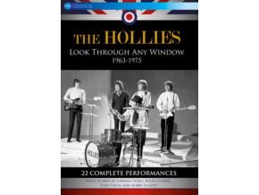 HOLLIES - Look Through Any Window - 1963-1975 (DVD)