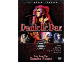 DANIELLE DAX - Live From London (DVD)