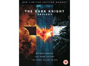 Dark Knight Trilogy (DVD Box Set)