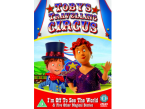Tobys Circus  Im Off To See The World (DVD)