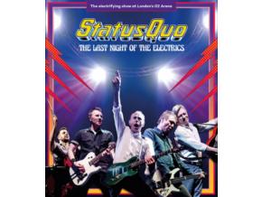 STATUS QUO - The Last Night Of The Electrics (Blu-ray)