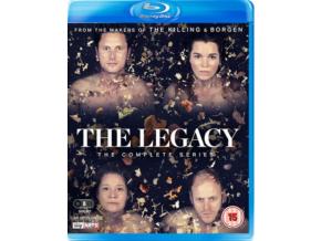 The Legacy Trilogy (Blu-ray)