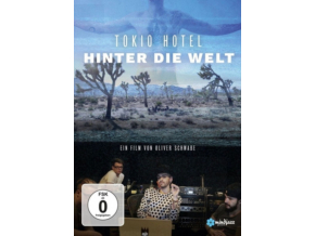 TOKIO HOTEL - Hinter Die Welt (DVD)