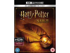 Harry Potter Complete Collection (Blu-ray 4K)