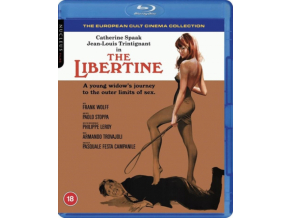 Libertine. The (Blu-ray)