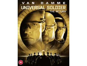 Universal Soldier: The Return [Blu-ray] [2020]
