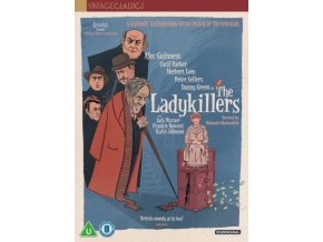 The Ladykillers (2020 Restoration) (DVD)