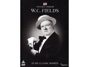 W.C. Fields - Six Classic Shorts (DVD)