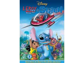 Leroy And Stitch (DVD)