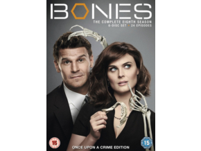 Bones The Complete Eighth Season (DVD)