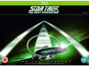 Star Trek: The Next Generation - The Full Journey Seasons 1-7 (Blu-ray Box Set)