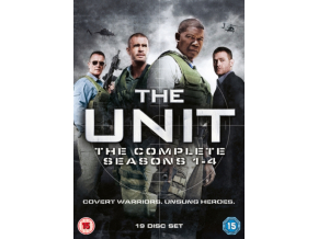 Unit Seasons 14 (DVD Box Set)