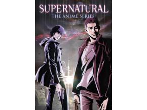 Supernatural  The Anime Series (DVD)