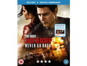 Jack Reacher Never Go Back (Blu-ray)