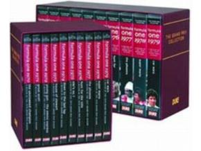 Formula 1  The Grand Prix Collection 197079 (DVD Box Set)
