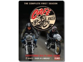 Cafe Racer  Series One (DVD)