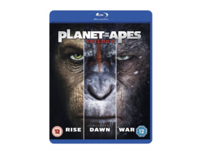 Planet Of The Apes Trilogy Boxset (Blu-ray)