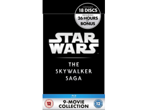 Star Wars: The Skywalker Saga Complete Box Set - Episodes I-Ix (Blu-ray Box Set)