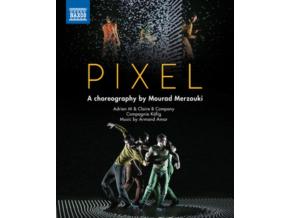 ADRIEN M & CLAIRE B COMPANY - Amar/Pixel (Blu-ray)