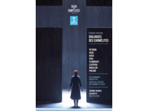 JEREMIE RHORER - Poulenc/Dialogues Des Carmel (Blu-ray)