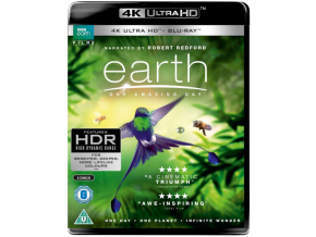 Earth - One Amazing Day (Blu-ray 4K)