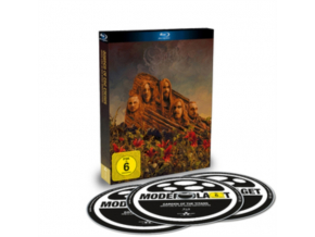 OPETH - Garden Of The Titans (Opeth Live At Red Rocks Amphitheatre) (Blu-ray)