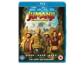 Jumanji: Welcome To The Jungle (Non Uv) (Blu-ray)
