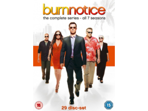 Burn Notice - Complete Season 1-7 (DVD)