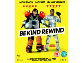 Be Kind Rewind (Blu-Ray)
