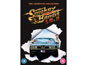 Smokey and the Bandit 1 2 3 Complete Collection (DVD)