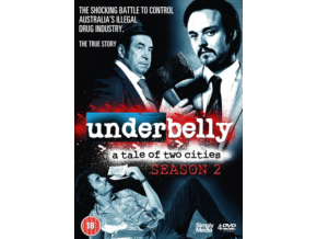 Underbelly Series 2 A Tale Of Two Cities (DVD)