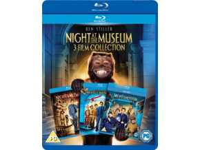 Night at the Museum 1-3 (Blu-ray)