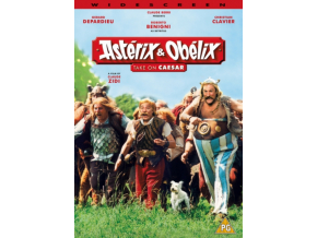 Asterix And Obelix Take On Caesar (DVD)