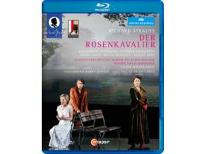 VARIOUS ARTISTS - Straussder Rosenkavalier (Blu-ray)