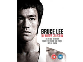 Bruce Lee  The Master Collection (Blu-ray + DVD)