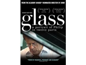 Glass  A Portrait Of Philip In Twelve Parts (DVD)