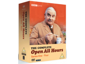 Open All Hours: Complete Series 1-4 (DVD)
