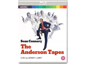 Anderson Tapes. The (Blu-ray)