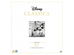 Disney Classics Complete Collection (57 Disc Collection) (DVD)