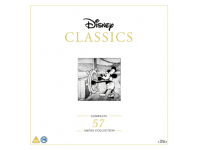 Disney Classics Complete Collection (57 Disc Collection) (Blu-ray)