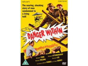 Danger Within (DVD)