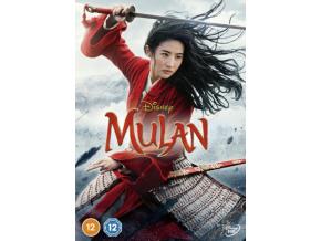 Mulan (2020) (DVD)