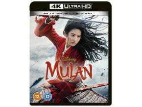 Mulan 4K (2020) (Blu-ray 4K)