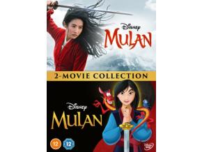 Mulan Collection (DVD)